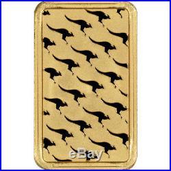 10 gram Gold Bar Perth Mint 99.99 Fine in Assay