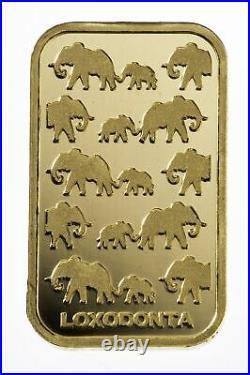 1 oz Rand Refinery Gold Bar. 9999 Fine (In Assay)