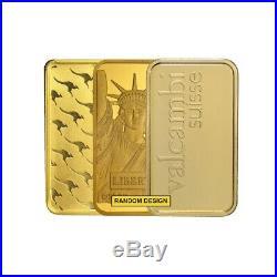20 gram Generic Gold Bar. 999+ Fine (Secondary Market)