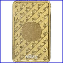 5 gram Gold Bar Sunshine Minting. 9999 Fine in Sealed Assay