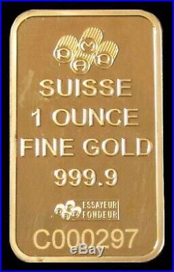 Pamp Suisse Buddha 1 Oz 999.9 Fine Gold Bar