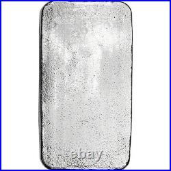 TWO (2) 10 oz. Istanbul Gold Refinery IGR Silver Bar. 999 Fine