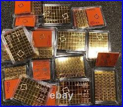 WOW VALCAMBI 50 GRAM, 999.9 FINE GOLD COMBI BAR- VOLUME PRICING, see other gold
